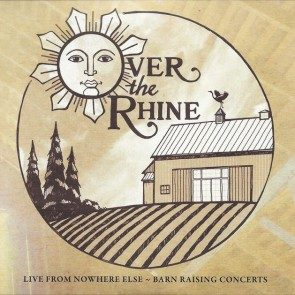 Barn Raising Live 2CD