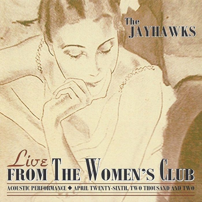 Live from the Women's Club: Vol 1 CD