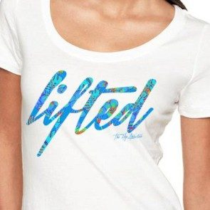 Women's Lifted Scoop Neck T