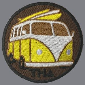 Yellow Van Patch