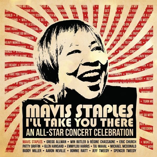 I'll Take You There: An All-Star Concert Celebration CD