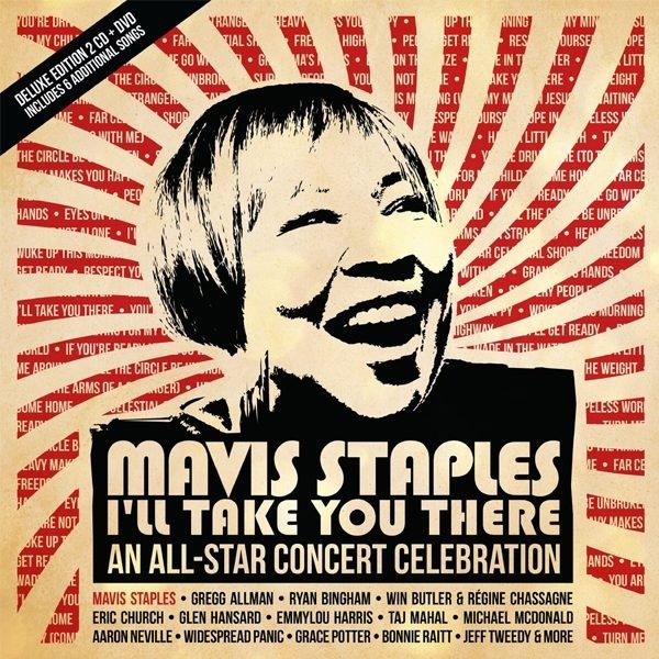 I'll Take You There: An All-Star Concert Celebration 2CD/DVD Deluxe Edition