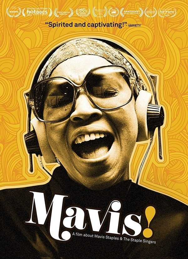 Mavis! A film about Mavis Staples & The Staple Singers DVD