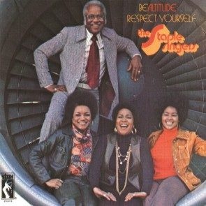 The Staple Singers - Be Altitude: Respect Yourself CD
