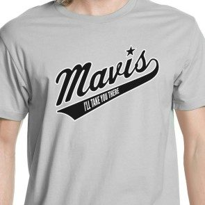 Mavis Staples Baseball T