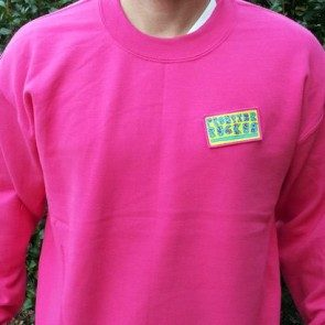 Tubular 90's Patch Sweatshirt