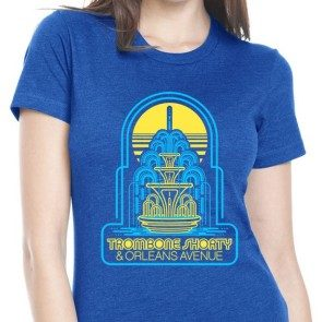 Women's Fountain T