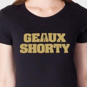 Women's Geaux Shorty T