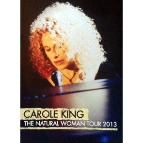 Natural Woman 2013 Australia/New Zealand Tour Program