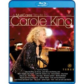 A MusiCares Tribute To Carole King (Blu-Ray)