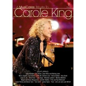 A MusiCares Tribute To Carole King (DVD)