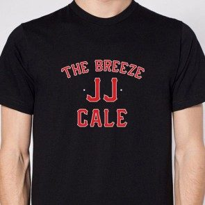 The Breeze Baseball T Black