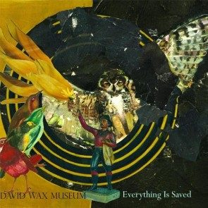 Everything is Saved CD