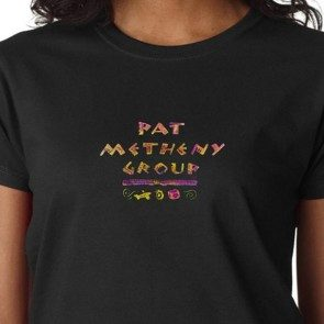 Metheny Group Girlie T