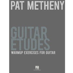Pat Metheny Guitar Etudes Songbook