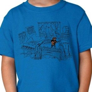 Snowcat Youth T