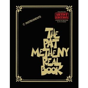 The Pat Metheny Real Book [Pre-Order]