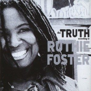 The Truth According To Ruthie Foster CD
