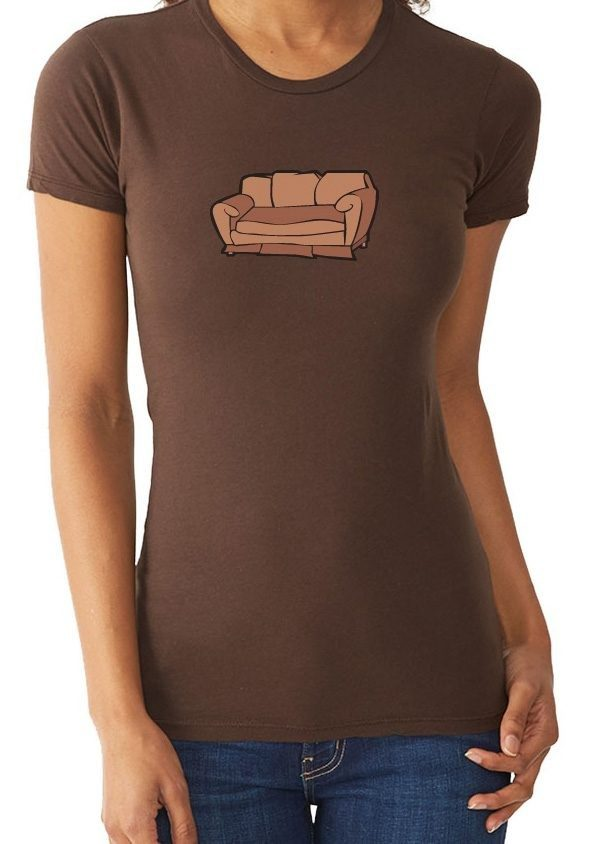 Women's Couch Tour T