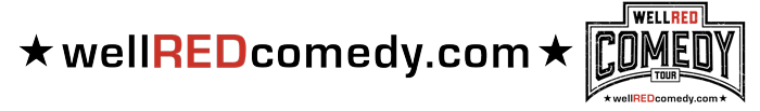 WellRED Comedy Online Store