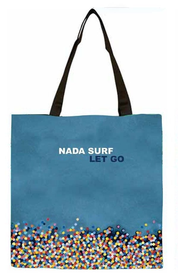 Let Go Tote Bag