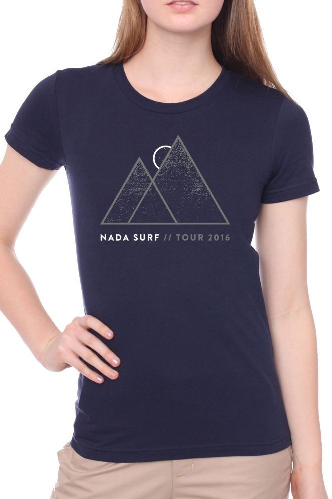 Women's Mountains 2016 Tour T