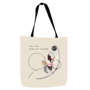 Never Not Together Tote Bag