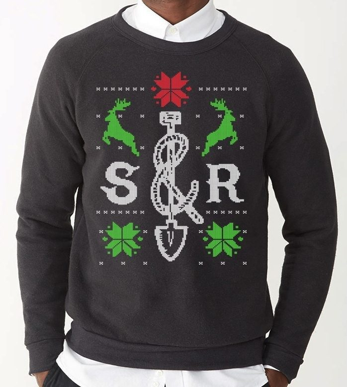 Shovels & Rope Holiday Sweatshirt