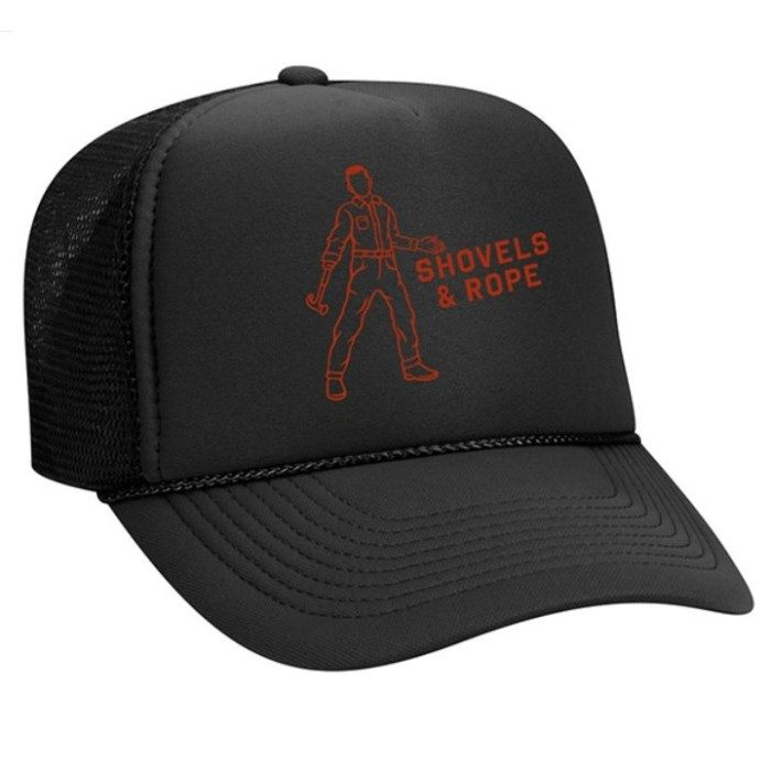 Evil Hammer Guy Trucker Cap