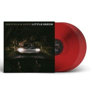 Little Seeds Red Vinyl 2LP