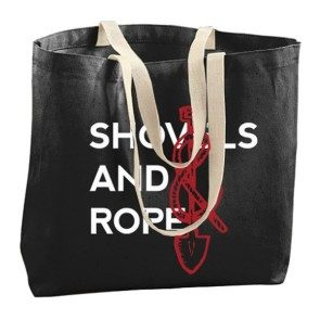 Shovels & Rope Tote Bag