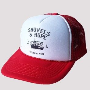 Shrimp Boat Trucker Cap