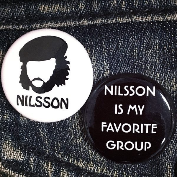 Nilsson Button Two-Pack