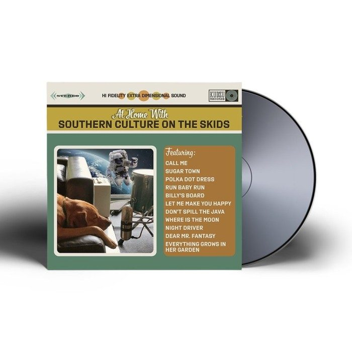 [PRE-ORDER] At Home With Southern Culture On The Skids CD