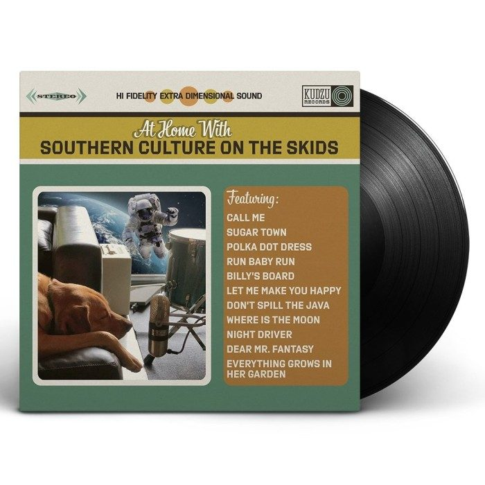 At Home With Southern Culture On The Skids LP