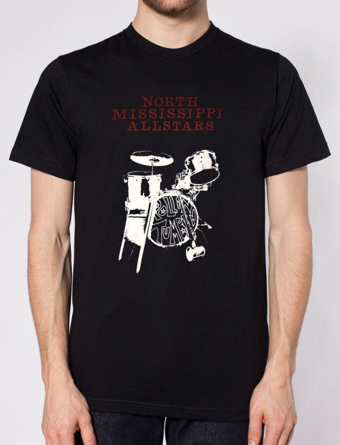 North Mississippi Allstars Drums T