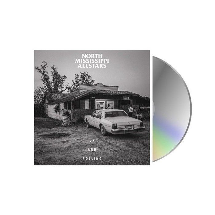 [PRE-ORDER] Up and Rolling CD