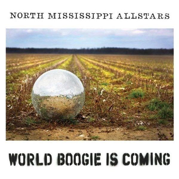 World Boogie Is Coming CD