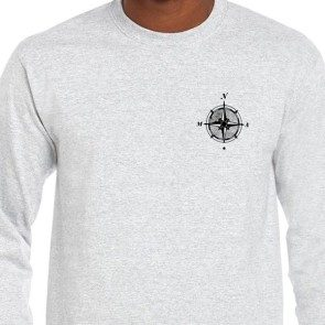 Compass Long Sleeve T