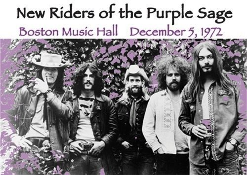 Boston Music Hall - December 5, 1972 (2 CDs)