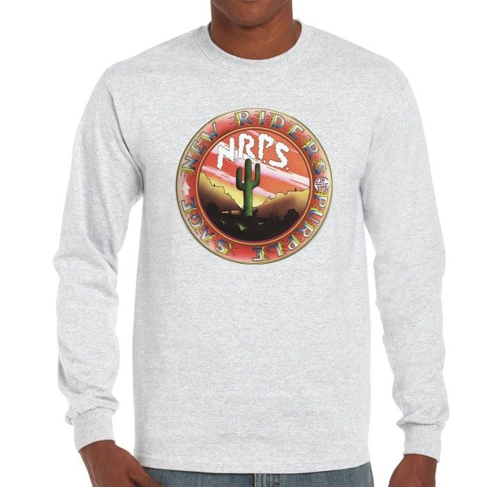 Long Sleeve NRPS Logo T