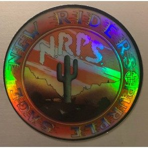 NRPS Holographic Sticker