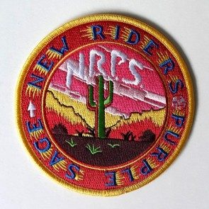 NRPS Embroidered Patch
