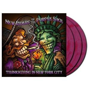 Thanksgiving In New York City 3LP
