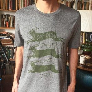 Rabbit T, Heather Grey