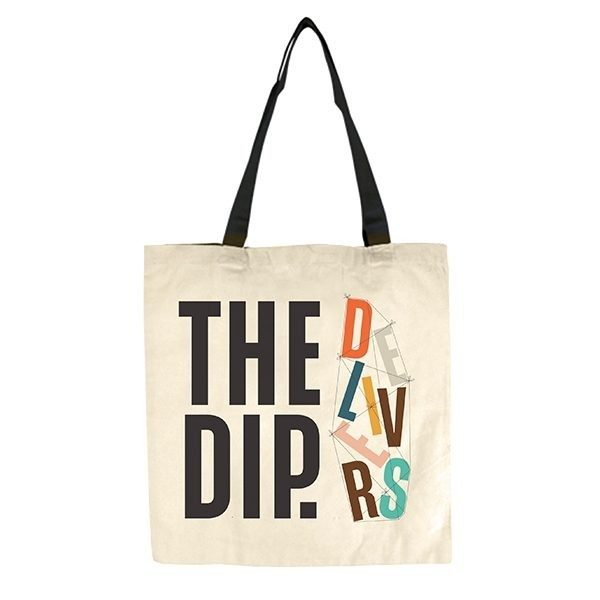 The Dip Delivers Tote