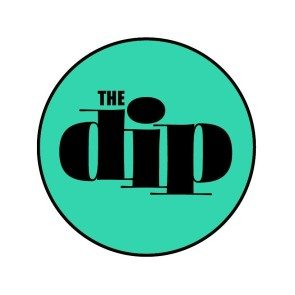 The Dip Logo Lapel Pin