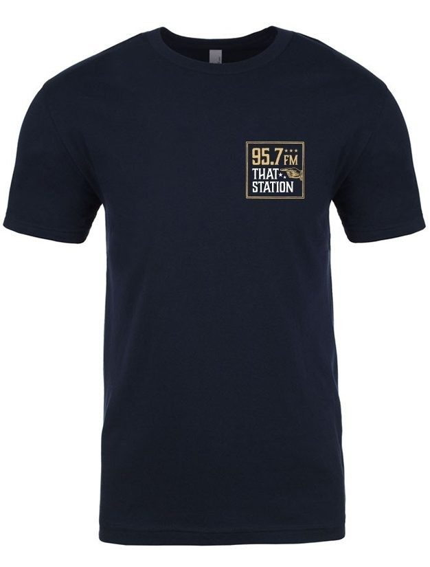 That Station Navy T