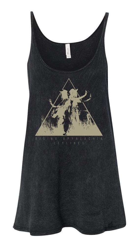 Leylines Triangle Women's Tank