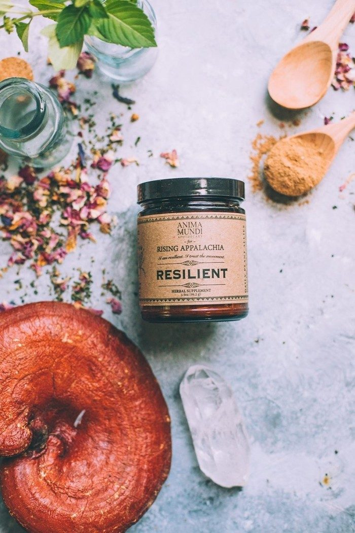 Resilient Herbal Super Powder